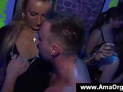 Sensual Party Amateur Chicks Sucking Strippers Cock
