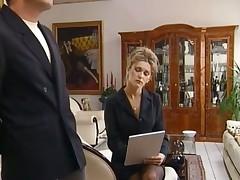 I want a new secretary