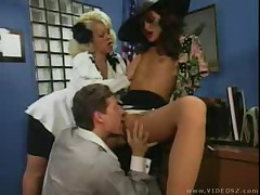 Dolly Golden And Lola Vargas Vs Joel Lawrence - Sex Acts