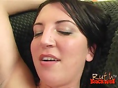 Kaycee Dean And Ruth Blackwell - Two Slutties Enjoying A Big Black One