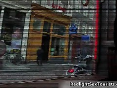German Tourist Vists A Sex Shop In Amsterdam Before The Fucking By RedlightSexTourists