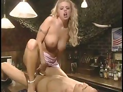 Big Titty Brittney Bends Over For Sex
