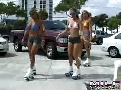 Monica - Milf Next Door Roller Pussy