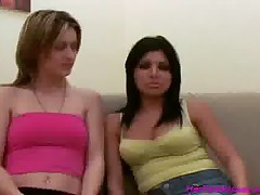 Her First Lesbian Experience Getting Pussy Licked Sex