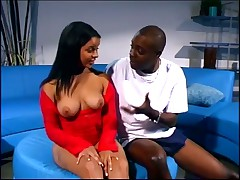 Ebony Woman Next Store Banging Hard Core