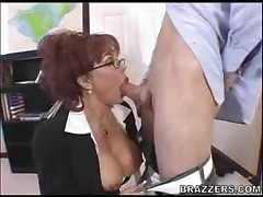 Sexy Vanessa - Big Tits At School