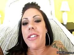 Mason Moore - Busty Slut Gets Screwed