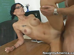 Alan Stafford And Zoe Holloway - My First Sex Teacher