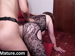 Sexy Milfs Masturbating Their Slick Quims Hard