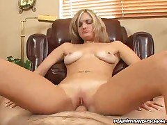 Katie May - Playful MILF Rides On Cock