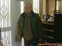 Japanese MILF Enjoys Hot Sex 1 By JapanMatures