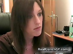 Cam French Chick Fingering Her Pussy Video 1 By RealFrenchGF