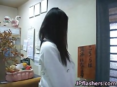 Super Hot Japanese Girls Flashing Their Hot Bodies In Public Places 1 By JPflashers