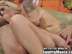 Madelyn Monroe And Samantha Bacall - Pervs And Perv-etts, In This Episode Of SquirtaMania We Have Th