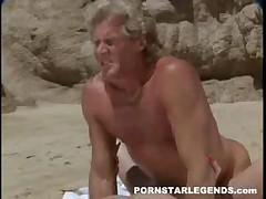 Tiffany Mynx Vs Randy West - Bikini Beach