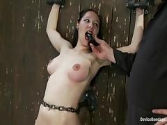 Maggie Mayhem - Device Bondage