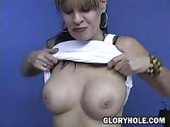 Anjelica - Gloryhole