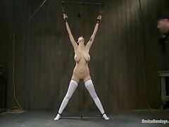 Alia Janine - Device Bondage