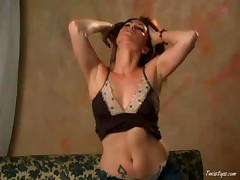 Aimee Sweet - Panties Aside