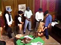 Bridgette Kerkove - Gangbang Allstars