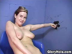 Natalie - Gloryhole Slut