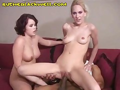 Ruth Blackwell - He Dumps On Ruthe And Friend Licks It
