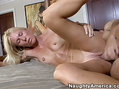 Caresse And Sergio - Seduced By A Cougar