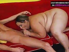 Ginger - Black Bbw Woman Fucked So Hard Flying Belly Part 2