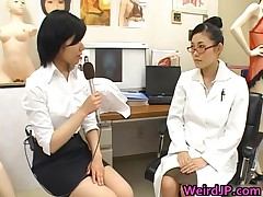 Super Hot Japanese Babes Doing Weird Sex Acts Hardcore JAV 1 By WeirdJP