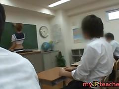 Kirara Asuka - Kirara Asuka Sweet Asian Teacher Extreme JAV 1 By MyJPteacher