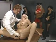 Hannah Harper And Mary Carey - La Femme Nikita Denise #2 - Scene 1