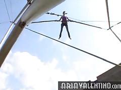 Aria Valentino - Trampoline