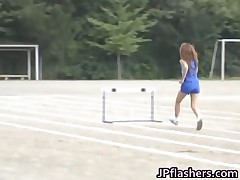Free Jav Of Asian Amateur In Nude Track And Field Events 6 By JPflashers