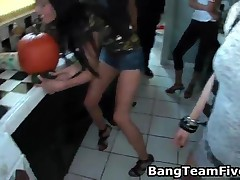 Tattooed Rounchy Sluts Sucking And Fucking Cock Groupsex 4 By BangTeamFive