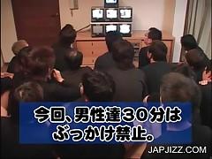 Japanese Teen Hottie Gets Undressed On TV