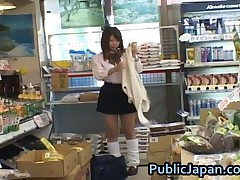 Cute And Horny Asian Babes Having Sex In Public Places JAV 3 By PublicJapan
