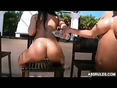 Rachel Starr And Abella Anderson - Rachel Starr And Abella Anderson Show Us What Ass Shaking Is All