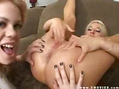 Gia Paloma Vs Heather Gables - Ass Eaters Unanimous #10