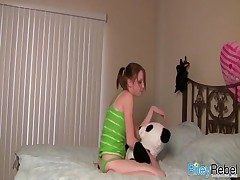 Riley Rebel - Provocative Lapdance Skills