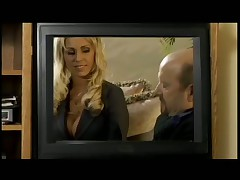 Mary Carey Gets Nasty in the Sack