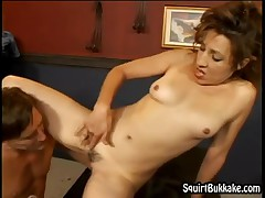 Kyle Stone - Intense Groupsex Squirting