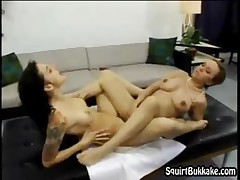 Lexi Bardot - Lexi Bardot Gets Drenched On Random Ladies Pussy Cum
