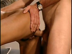 Erotic Dee Pleasures Two Cocks At Time