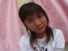 Kozue Matsushima - Kozue Matsushima Is An Adorable Japanese Teen Whos Fascination With Man Cock