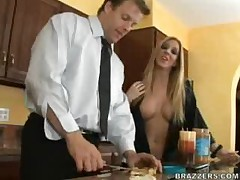 Lexi Lamour - Mommy Got Boobs - Stay At Home Mom