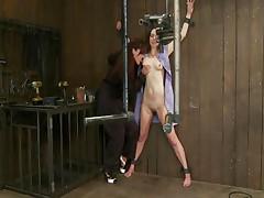 Christina Carter And Mason And Winter Sky - Device Bondage