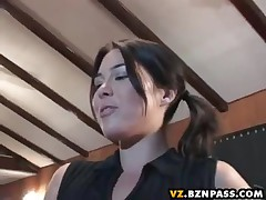 Ashley Blue And Ashley Moore And Flick Shagwell - Take Turns Servicing This Older Mans Schlong And P