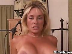 Leah - MILF Hunter - Furniture Titty