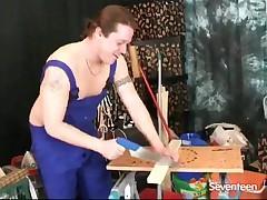 Horny Handyman