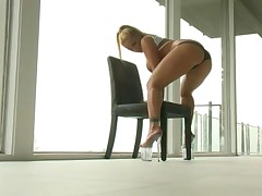 Shyla Stylez - Big Round Booty Milf Shyla Stylez With Huge Rack Gets Her Ass Screwed Up With Younger